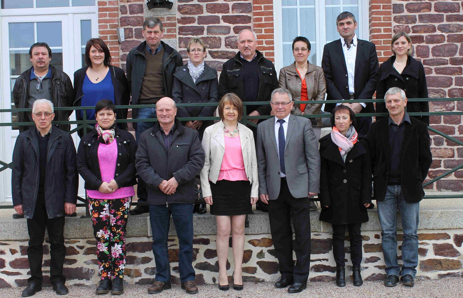 Equipe Municipale Saint Onen La Chapelle