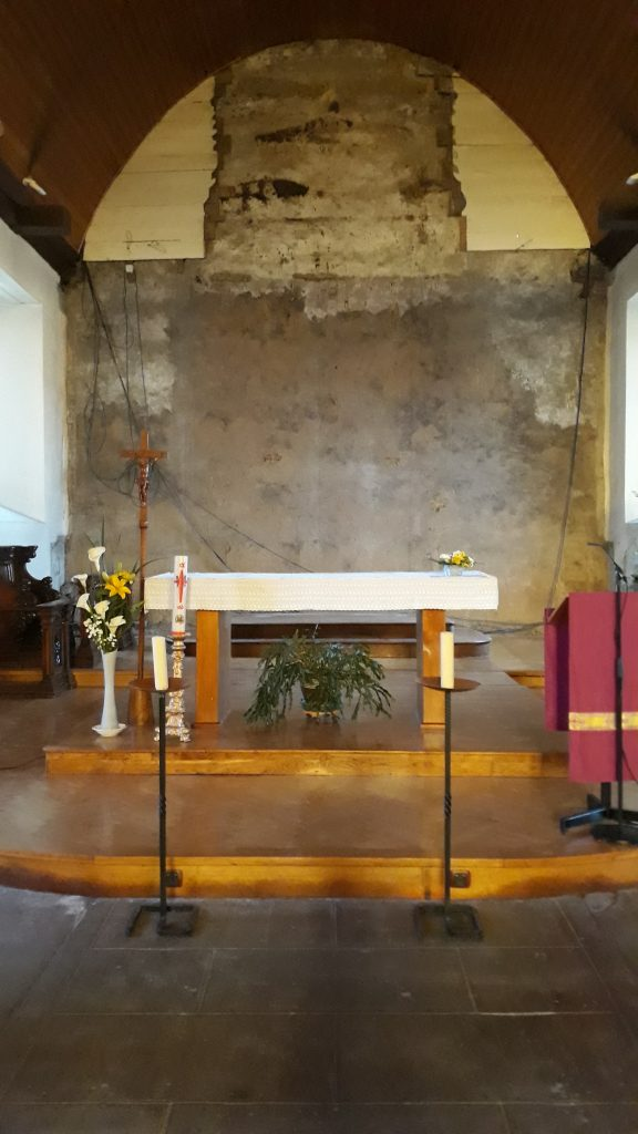 Travaux Eglise 2020